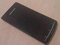 Панели Sony Ericsson X12 черные Копия ААА