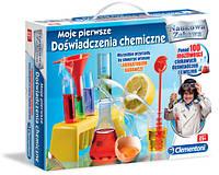 Химический опыт Clementoni