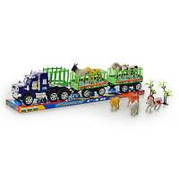 Детская игрушка Трейлер 906-17 инерционный