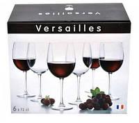Набор бокалов для вина 720 мл*6 шт VERSAILLES Luminarc, фото 1