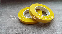 Тейп-лента желтая, фото 1