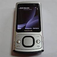 Nokia 6700 Slide Aluminium Оригинал!