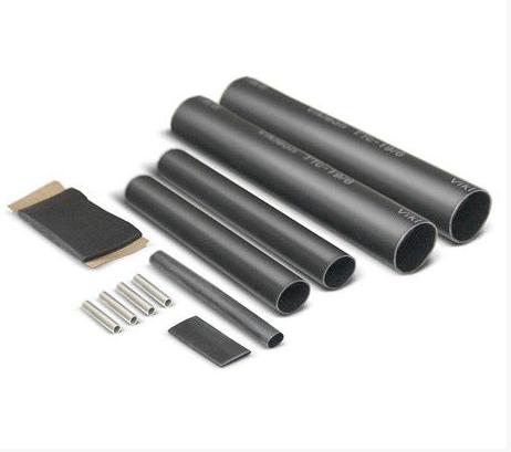 Комплект для муфтирования саморегулирующегося кабеля
