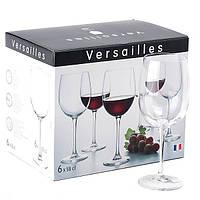 Набор винных бокалов  580 мл*6 шт VERSAILLES Luminarc