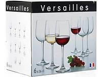 Набор бокалов для вина 360 мл*6 шт VERSAILLES Luminarc