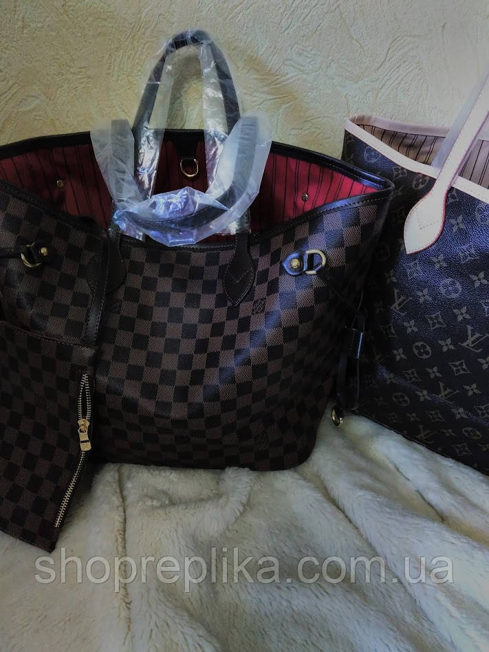 8c017bc85723 Сумки louis vuitton копии купить шахматы NEVERFULL Louis Vuitton копия -  Интернет магазин любимых брендов