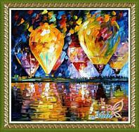 """Алмазная вышивка """"Воздушные шары"""""""