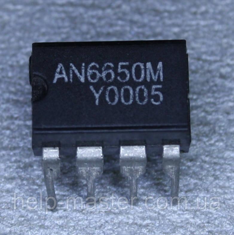 AN6650M; (DIP-8)