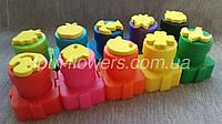Детские пальчиковые краски, 10 цв., фото 1