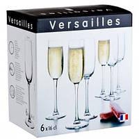 Набор Бокалов для шампанского 160 мл*6 шт VERSAILLES Luminarc