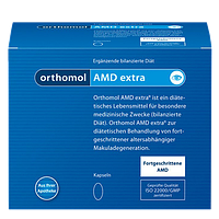 Ортомол АМД Экстра - капсулы (120 дней) / Orthomol AMD Extra