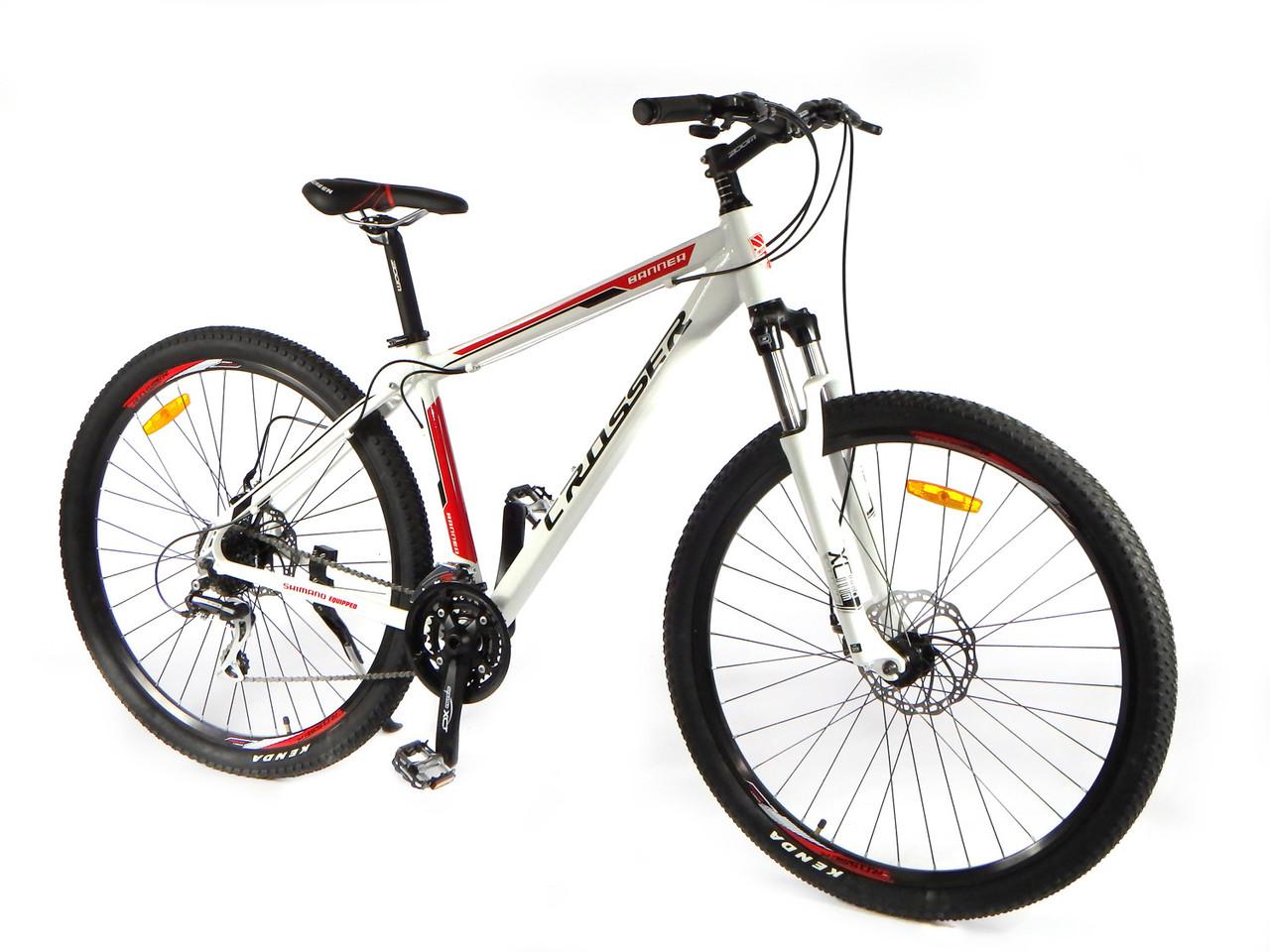 Горный одноподвесный велосипед Crosser 26 дюймов Banner 19 рама  NEW