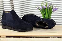 Ботинки женские замшевые / Women's boots chamois, фото 1