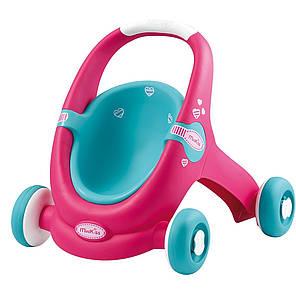 Ходунки коляска для куклы Minikiss Smoby 210202, фото 2