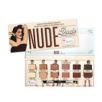 Тени для век и бровей  Nude Dude The Balm (реплика)