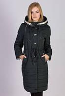 Женское пальто-плащ,размеры 46-56, про-во Китай, VISDEER