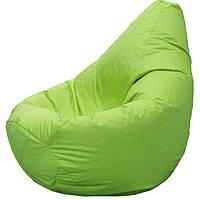 Кресло Груша оксфорд зеленое