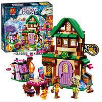 """Конструктор Bela Fairy 10502 аналог Lego Elves 41174 """"Отель """"Звёздный свет"""", 348 дет"""