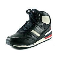 Ботинки зимние женские Restime PWZ14281 черный