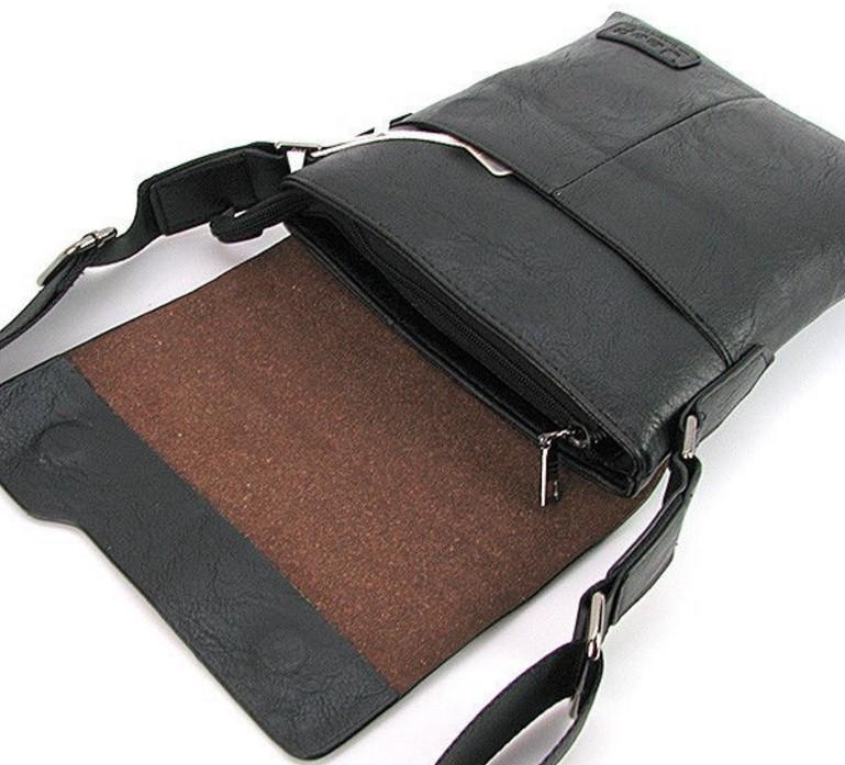08806ff32418 ... Мужская фирменная кожаная сумка через плечо Jeep buluo NEW!!!, фото 6  ...