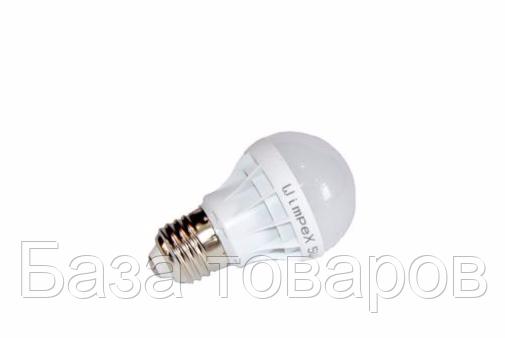Светодиодная LED лампа Wimpex E27 5W 60W, энергосберегающая лампа для дома - База товаров в Одессе