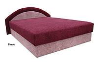 Кровать полуторная Ривьера 140х200 с матрасом