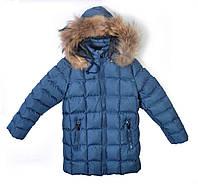 Зимняя куртка на мальчика 11-12 лет (152) Billionare, фото 1