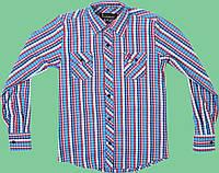 Рубашка для мальчика теплая (140-176) Турция, фото 1
