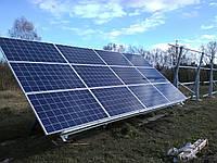 """Солнечная электростанция под """"Зеленый"""" тариф, 30 кВт/час.пик"""