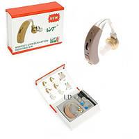 Слуховой аппарат Hearing aid WT A-22, слуховой аппарат херинг эид, мини усилитель слуха, заушный аппарат, лучше слышать, усилитель звука