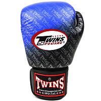 Перчатки боксерские кожа на шнуровке TWINS (реплика)