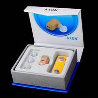 Внутриушной слуховой аппарат аксон Axon K-83, аппарат слуховой, мини усилитель слуха, усилить звук, лучше слыш