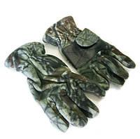 Перчатки теплые флисовые