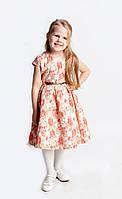 Детское нарядное платье на новогодний праздник  2301