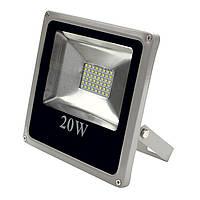 Светодиодный прожектор SMD Slim 20W 6500K