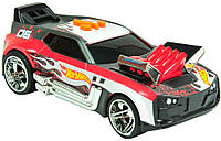 Супербыстрая машинка Toy State Twinduction Hot Wheels со светом и звуком 16 см (90502)