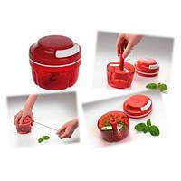 Кухонный измельчитель Speedy Chopper, измельчитель продуктов, овощерезка, измельчитель овощей, комбайн измельчитель, накрошить овощи