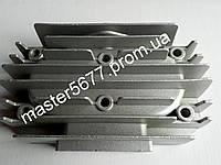 Головка цилиндра компрессора ( два поршня) D=70