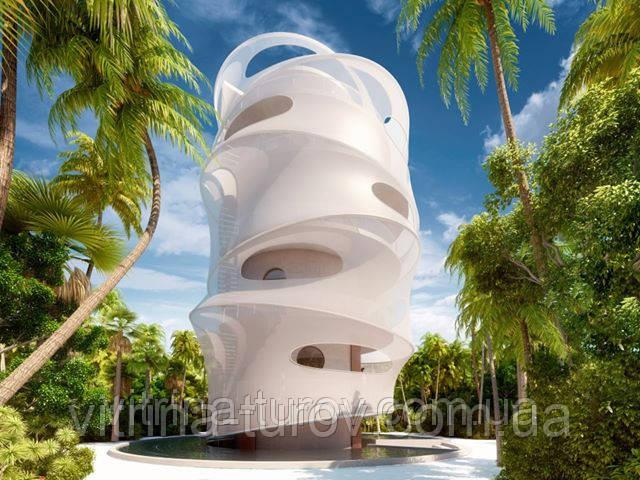 Новый отель Velaa Private Island 5* deluxe - претендует на звание лучшего отеля на МАЛЬДИВАХ в 2014 году