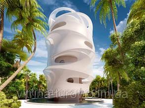 Новий готель Velaa Private Island 5* deluxe - претендує на звання кращого готелю на МАЛЬДІВАХ в 2014 році