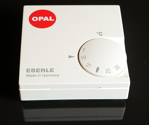 Механический термостат Eberle RTR–E 6121