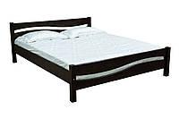 Кровать деревянная Л-215 1,2