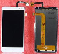 Дисплей для Fly iQ4514 Quad EVO Tech 4 + touchscreen, белый