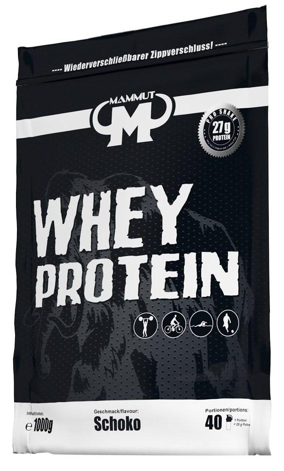 Mammut Whey Protein 1000g