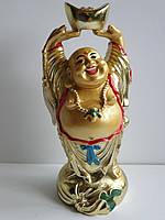 Смеющийся Будда с чашей