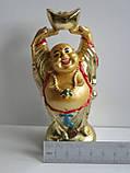 Смеющийся Будда с чашей, фото 6