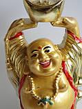 Смеющийся Будда с чашей, фото 7