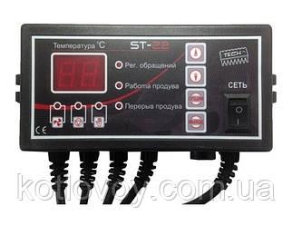 Автоматика для твердотопливного котла TECH ST 22