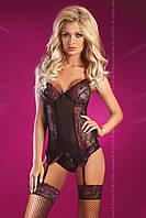 Seanna LC L/XL, черный+розовый Livia Corsetti Fashion