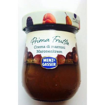 Паста из каштанов Primma Frutta Menz&Gasser 340гр, фото 2